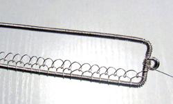 aisa karkötő készítés drótékszer