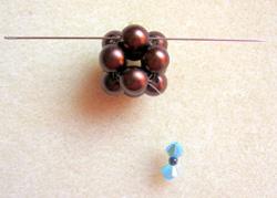 gyöngy készítése gyöngyből