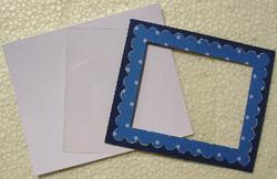 delfines rázókártya képeslap