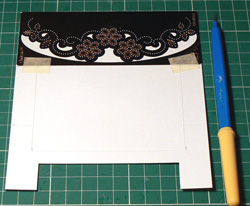 PAD képeslap készíés
