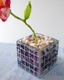 mini tarka váza