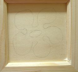 vidám fogások mozaik készítése