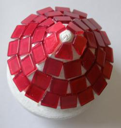 világítótorony mozaik