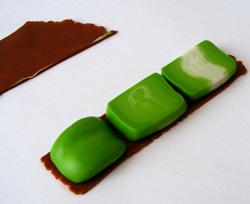 millefiori süthető gyurma készíés